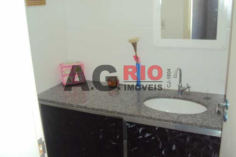 BANHEIRO DE APOIO - Cobertura 2 quartos à venda Rio de Janeiro,RJ - R$ 450.000 - TQCO20019 - 13