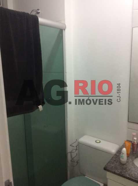 BANHEIRO SUITE 02 - Cobertura 2 quartos à venda Rio de Janeiro,RJ - R$ 450.000 - TQCO20019 - 17