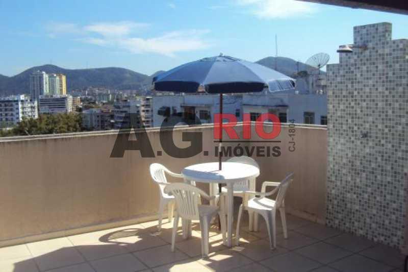 COBERTURA 02 - Cobertura 2 quartos à venda Rio de Janeiro,RJ - R$ 450.000 - TQCO20019 - 12