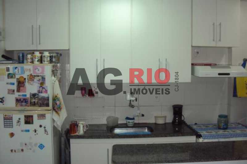 COZINHA - Cobertura 2 quartos à venda Rio de Janeiro,RJ - R$ 450.000 - TQCO20019 - 19