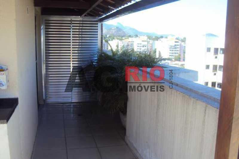 LAVANDERIA - Cobertura 2 quartos à venda Rio de Janeiro,RJ - R$ 450.000 - TQCO20019 - 20