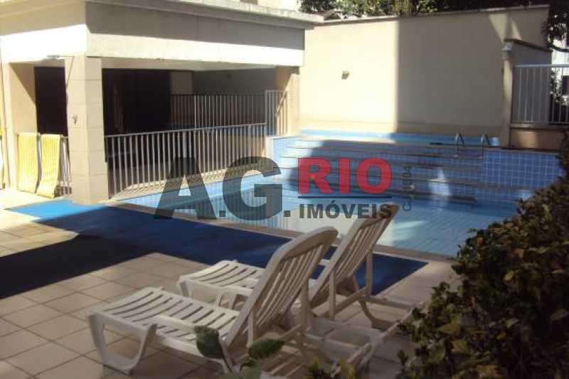 PISCINA - Cobertura 2 quartos à venda Rio de Janeiro,RJ - R$ 450.000 - TQCO20019 - 21
