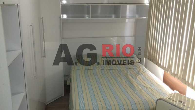 QUARTO CASAL 1 - Cobertura 2 quartos à venda Rio de Janeiro,RJ - R$ 450.000 - TQCO20019 - 5