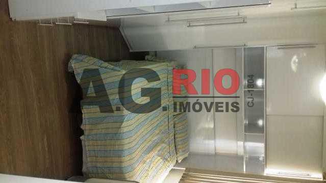 QUARTO CASAL 2 - Cobertura 2 quartos à venda Rio de Janeiro,RJ - R$ 450.000 - TQCO20019 - 6