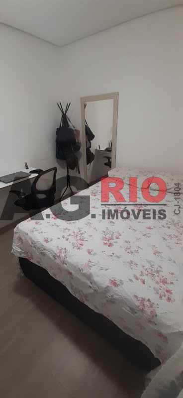 Quarto de solteiro 01 - Cobertura 2 quartos à venda Rio de Janeiro,RJ - R$ 450.000 - TQCO20019 - 7