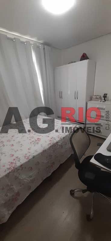 Quarto de solteiro 02 - Cobertura 2 quartos à venda Rio de Janeiro,RJ - R$ 450.000 - TQCO20019 - 8