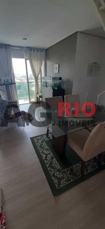 Sala de estar 01 - Cobertura 2 quartos à venda Rio de Janeiro,RJ - R$ 450.000 - TQCO20019 - 1