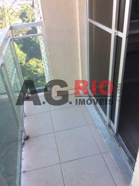 VARANDA - Cobertura 2 quartos à venda Rio de Janeiro,RJ - R$ 450.000 - TQCO20019 - 10