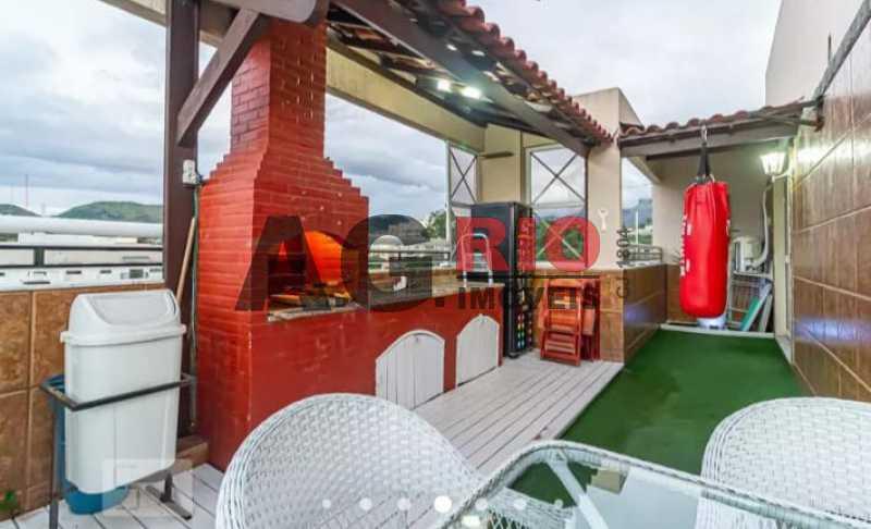 8. - Cobertura 5 quartos à venda Rio de Janeiro,RJ - R$ 727.600 - TQCO50003 - 5