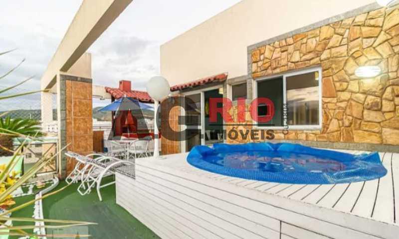10. - Cobertura 5 quartos à venda Rio de Janeiro,RJ - R$ 727.600 - TQCO50003 - 4