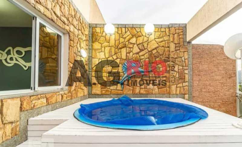 13. - Cobertura 5 quartos à venda Rio de Janeiro,RJ - R$ 727.600 - TQCO50003 - 21