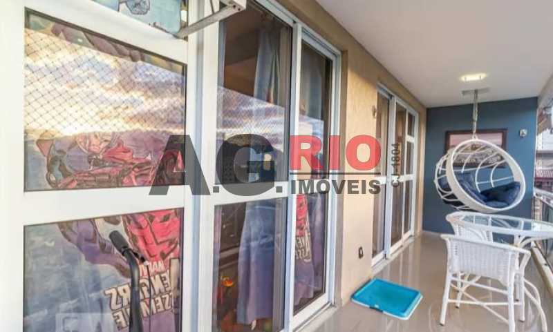 15. - Cobertura 5 quartos à venda Rio de Janeiro,RJ - R$ 727.600 - TQCO50003 - 20