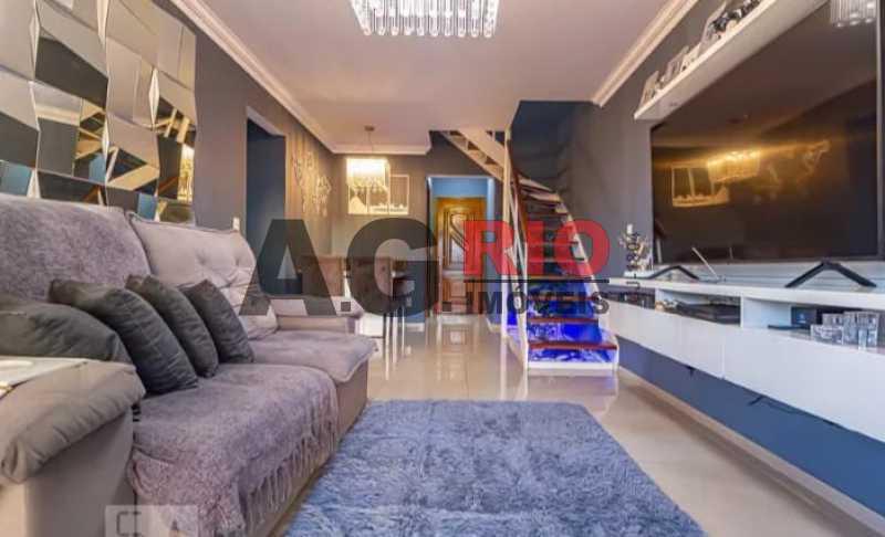 16. - Cobertura 5 quartos à venda Rio de Janeiro,RJ - R$ 727.600 - TQCO50003 - 1