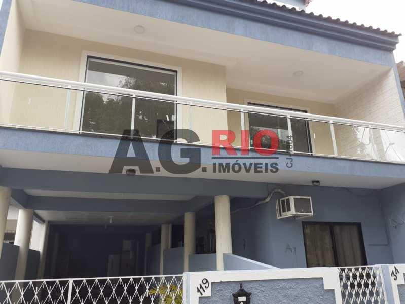 445d9943-63df-4d02-8348-4e3cbb - Casa 2 quartos para alugar Rio de Janeiro,RJ - R$ 2.200 - TQCA20037 - 1