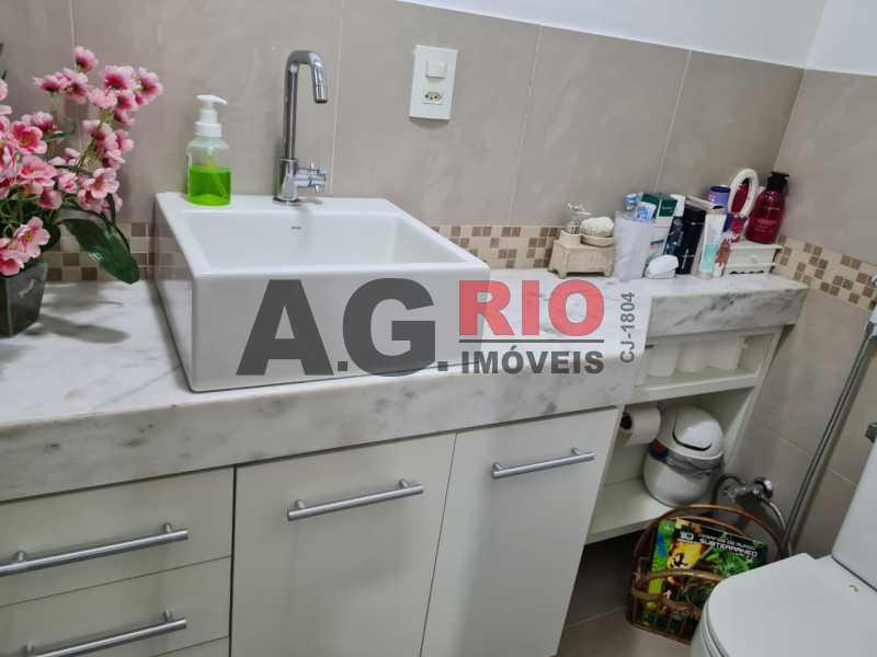WhatsApp Image 2021-05-04 at 1 - Casa de Vila 2 quartos à venda Rio de Janeiro,RJ - R$ 398.000 - VVCV20090 - 8