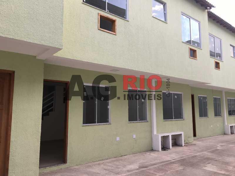 1 - Casa em Condomínio 2 quartos para alugar Rio de Janeiro,RJ - R$ 1.600 - VVCN20069 - 1