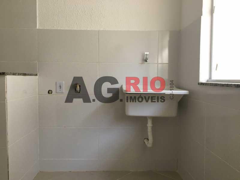 8 - Casa em Condomínio 2 quartos para alugar Rio de Janeiro,RJ - R$ 1.600 - VVCN20069 - 9