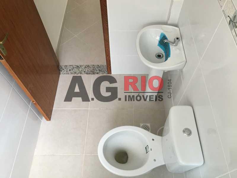 14 - Casa em Condomínio 2 quartos para alugar Rio de Janeiro,RJ - R$ 1.600 - VVCN20069 - 15