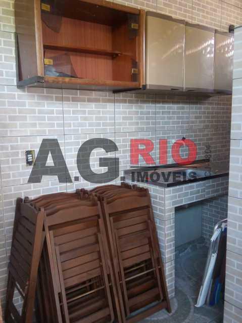WhatsApp Image 2021-06-19 at 1 - Casa de Vila 3 quartos à venda Rio de Janeiro,RJ - R$ 200.000 - TQCV30011 - 18