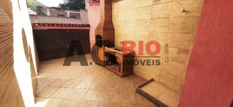 WhatsApp Image 2021-06-23 at 1 - Casa de Vila 3 quartos à venda Rio de Janeiro,RJ - R$ 295.000 - VVCV30037 - 29