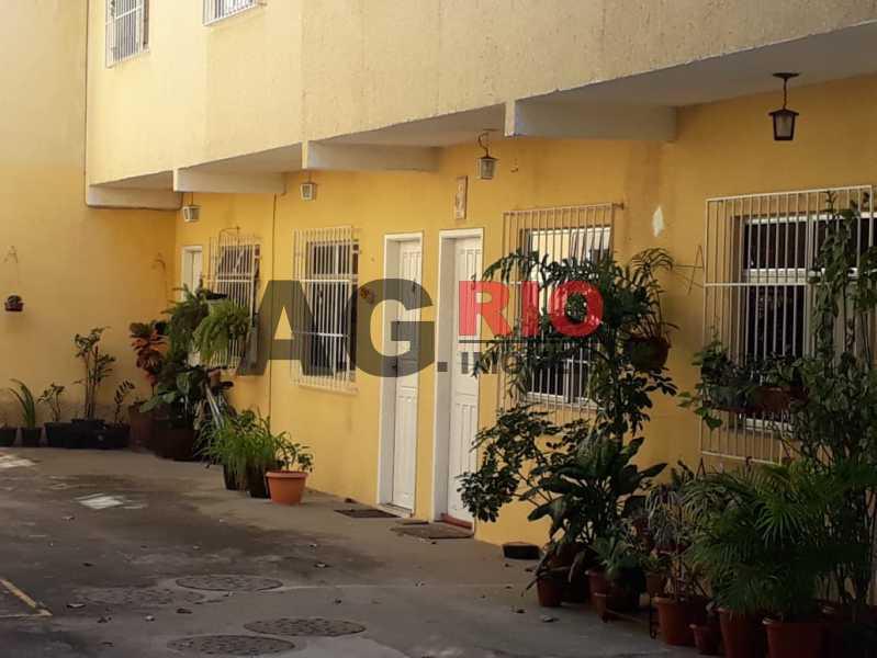 WhatsApp Image 2021-08-02 at 1 - Casa em Condomínio 2 quartos para alugar Rio de Janeiro,RJ - R$ 1.100 - FRCN20023 - 1