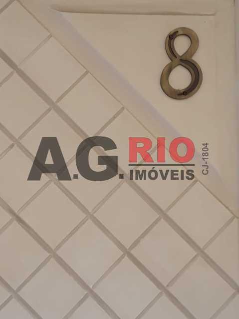 WhatsApp Image 2021-08-02 at 1 - Casa em Condomínio 2 quartos para alugar Rio de Janeiro,RJ - R$ 1.100 - FRCN20023 - 5