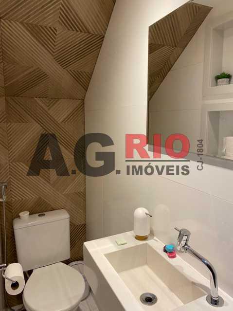 WhatsApp Image 2021-08-11 at 1 - Casa de Vila 3 quartos à venda Rio de Janeiro,RJ - R$ 590.000 - VVCV30041 - 7