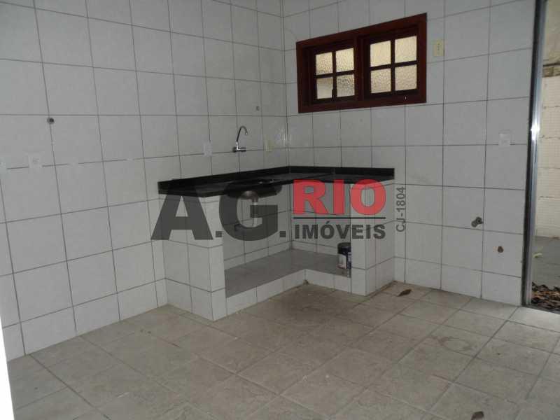 SAM_3725 - Casa em Condominio À Venda - Rio de Janeiro - RJ - Jardim Sulacap - TQCN20025 - 5