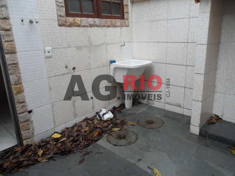 SAM_3729 - Casa em Condominio À Venda - Rio de Janeiro - RJ - Jardim Sulacap - TQCN20025 - 7