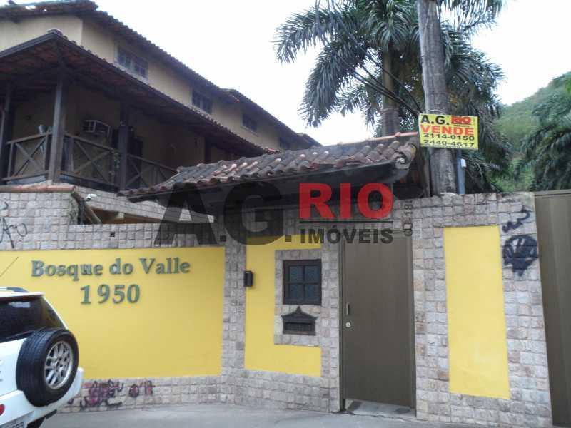 SAM_3749 - Casa em Condominio À Venda - Rio de Janeiro - RJ - Jardim Sulacap - TQCN20025 - 1