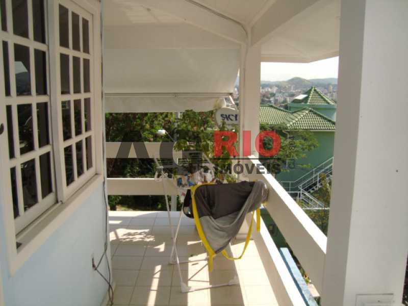 DSC06067 - Casa Rio de Janeiro, Anil, RJ À Venda, 3 Quartos, 331m² - AGF70070 - 9