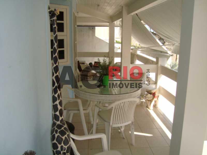 DSC06068 - Casa Rio de Janeiro, Anil, RJ À Venda, 3 Quartos, 331m² - AGF70070 - 22