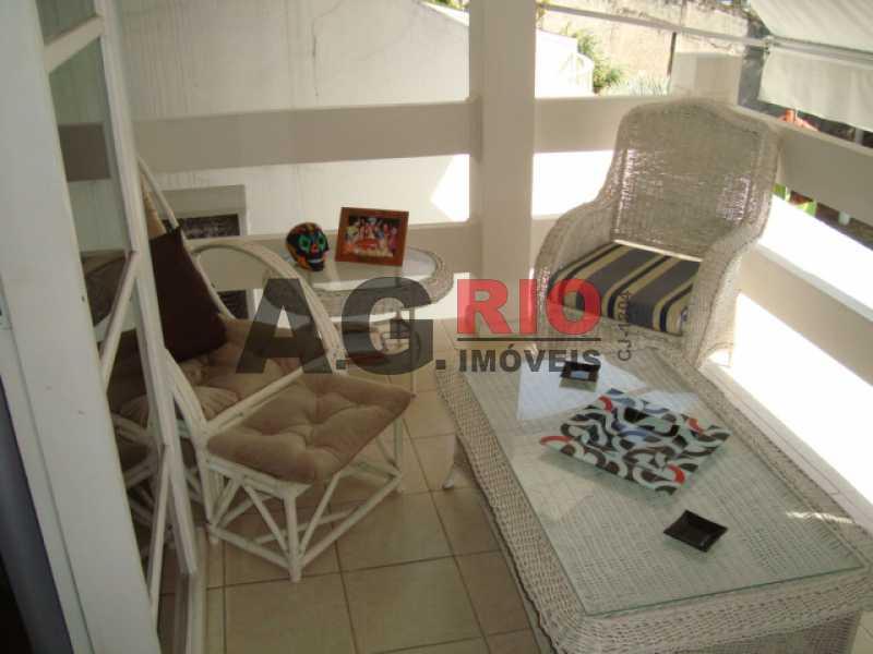 DSC06069 - Casa Rio de Janeiro, Anil, RJ À Venda, 3 Quartos, 331m² - AGF70070 - 10