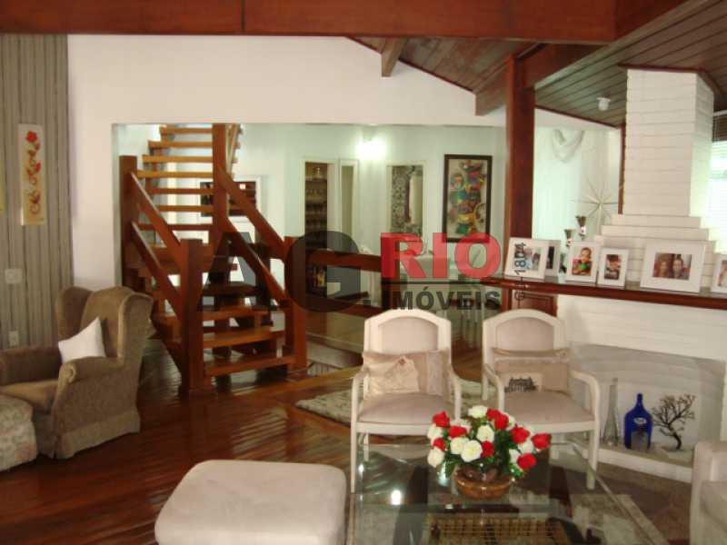 DSC06071 - Casa Rio de Janeiro, Anil, RJ À Venda, 3 Quartos, 331m² - AGF70070 - 3