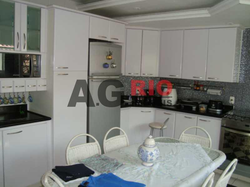 DSC06078 - Casa Rio de Janeiro, Anil, RJ À Venda, 3 Quartos, 331m² - AGF70070 - 6