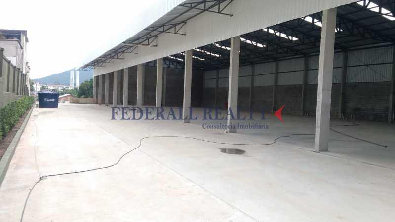 1. - Aluguel de galpão em Jacarepaguá - FRGA00074 - 3