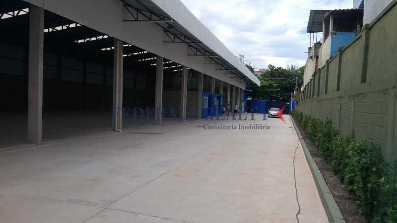 2. - Aluguel de galpão em Jacarepaguá - FRGA00074 - 4