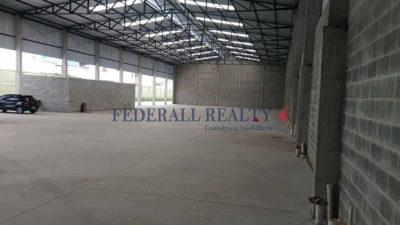 3. - Aluguel de galpão em Jacarepaguá - FRGA00074 - 1