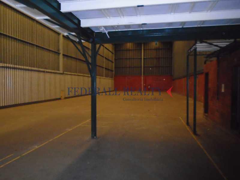 DSC00112 - Aluguel de galpão em condomínio fechado na Pavuna - FRGA00102 - 6
