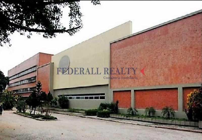 fachada - Aluguel de galpão na Pavuna - FRGA00115 - 6
