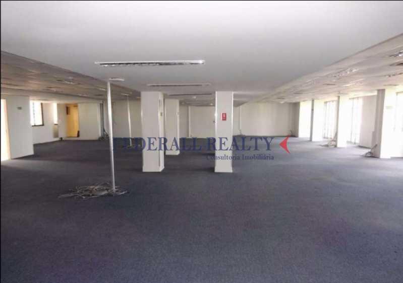 Aluguel de salas comerciais no - Aluguel de conjuntos comerciais no Centro do Rio de Janeiro - FRSL00028 - 1
