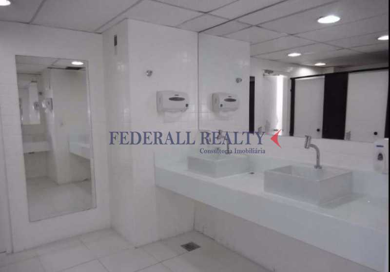Aluguel de salas comerciais no - Aluguel de conjuntos comerciais no Centro do Rio de Janeiro - FRSL00028 - 12