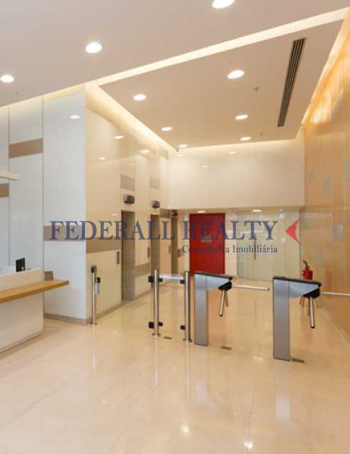 catracas - Salas comerciais À venda no Centro RJ - FRSL00035 - 1