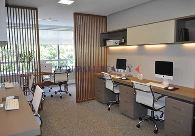 decorado-02 - Salas comerciais À venda no Centro RJ - FRSL00035 - 8