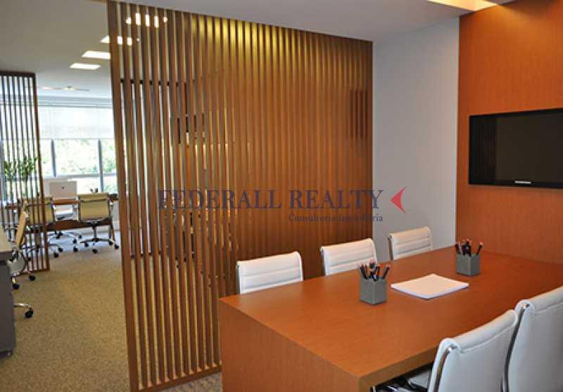 decorado-07 - Salas comerciais À venda no Centro RJ - FRSL00035 - 11