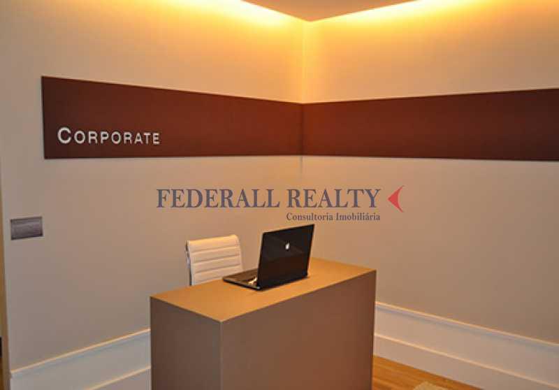 decorado-10 - Salas comerciais À venda no Centro RJ - FRSL00035 - 14
