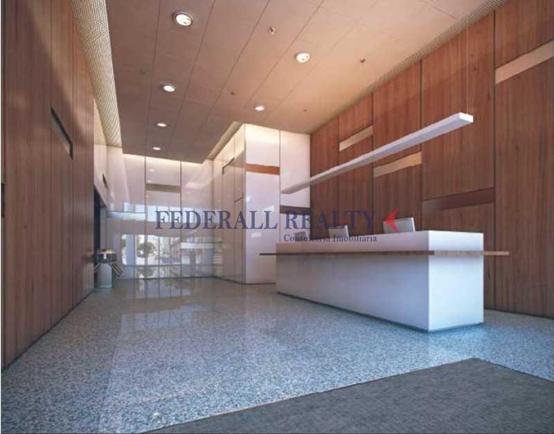 portaria - Salas comerciais À venda no Centro RJ - FRSL00035 - 17