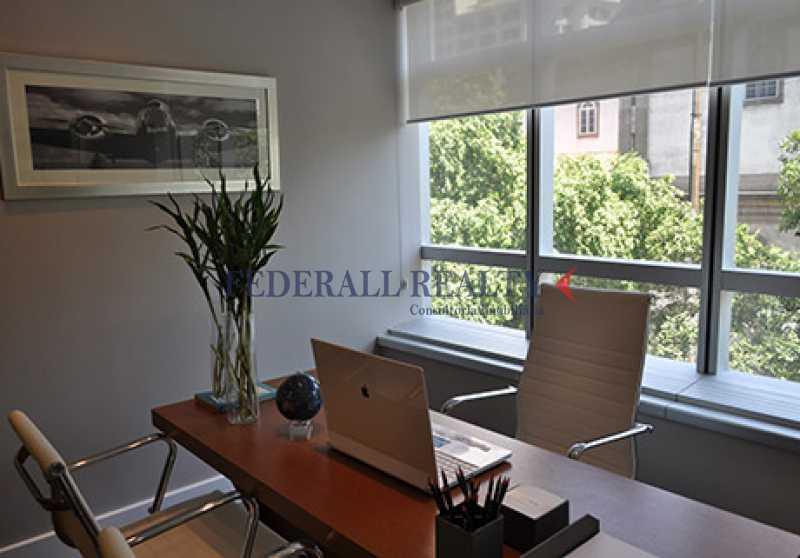 decorado-04 - Salas comerciais À venda no Centro RJ - FRSL00036 - 10