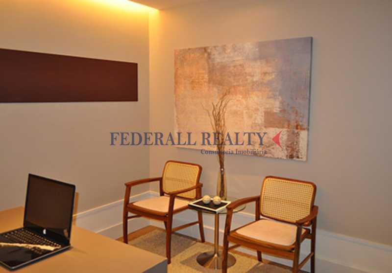 decorado-09 - Salas comerciais À venda no Centro RJ - FRSL00036 - 13
