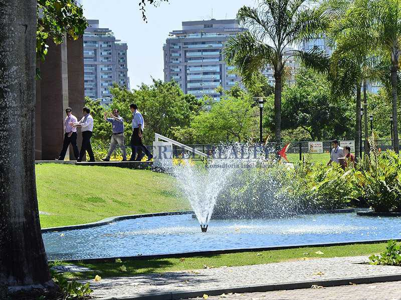 2 - Aluguel de andar corporativo na Barra da Tijuca - FRPR00013 - 1